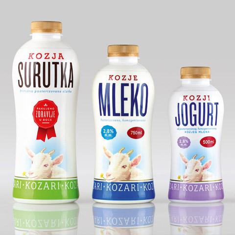 Kozari-bottles